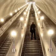 Задача про эскалатор