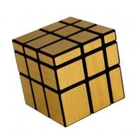 Кубик Рубика золотой