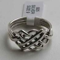 Суфийский перстень-коан из четырёх колец
