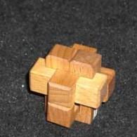 Головоломка узел из шести элементов (Узел Брюса-Лава)