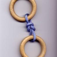 Головоломка 2 кольца (Волшебные кольца)