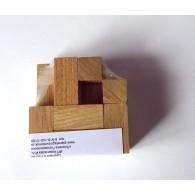 Зимний кубик