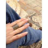 Суфийский перстень - цепочка